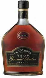 Paul Masson Grande Amber VSOP Brandy 1.75L label