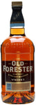 Old Forester Kentucky Straight Bourbon Whisky 1.75L label
