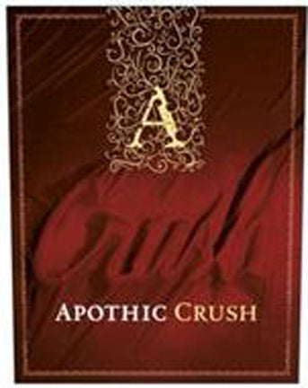 Apothic Crush label