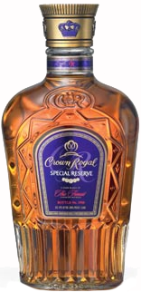 Crown Royal Special Reserve Whisky label
