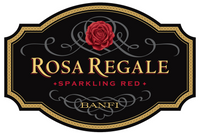 Castello Banfi Rosa Regale label