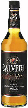 Calvert Extra Blended American Whiskey 1.75L label