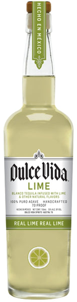 Dulce Vida Lime Lime Tequila .750L