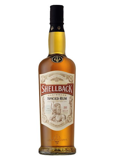 Shellback Spiced Rum 1.75L