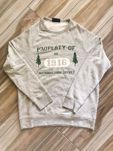 National Park Property pullover