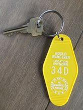 Wanderer's Key chain