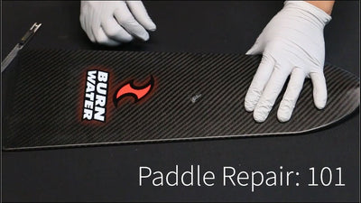 Burnwater Paddle Repair Kit