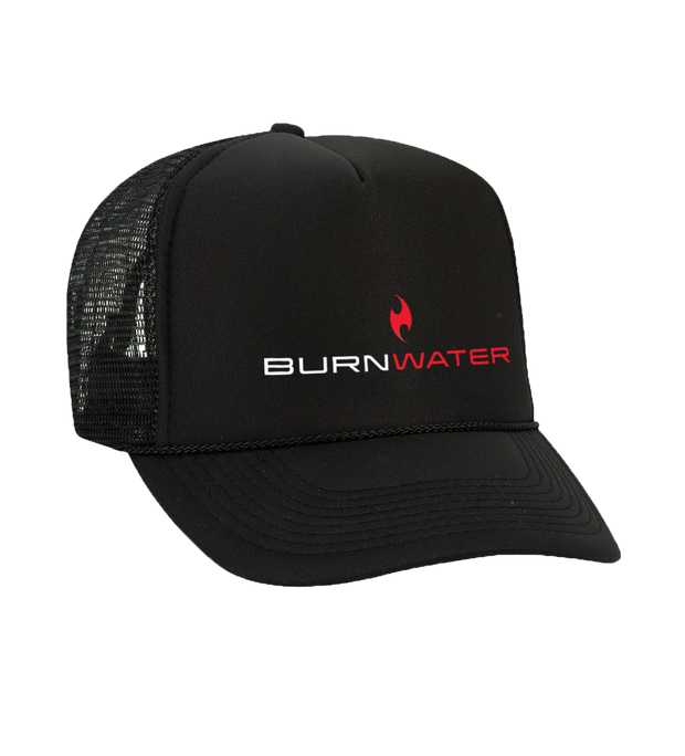 Burnwater Hat Trucker OTTO Front