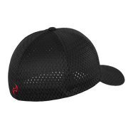 Burnwater Hat- Flexfit Cool and Dry 3D Hex 6584