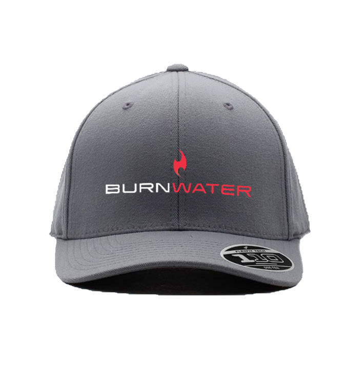 e8113623829dc Burnwater Hat Charcoal Flexfit 110C – Burnwater USA