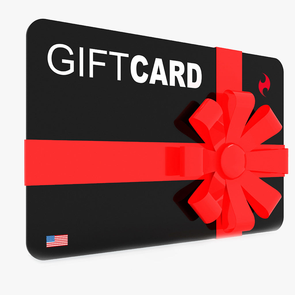Burnwater Gift Card