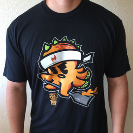 Shirt Burnwater Dragon Boat Octo