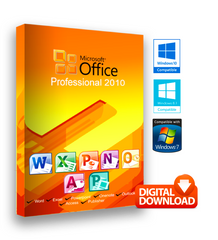 Microsoft Office 2010 Professional for Windows