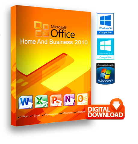 download office home and business 2010