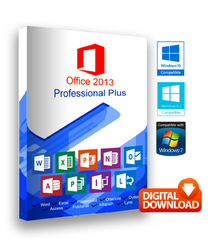 Microsoft Office 2013 Professional Plus for Windows