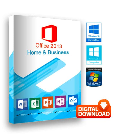 microsoft office 2013 home business for windows