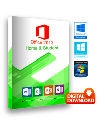 Microsoft Office 2013 Home & Student for Windows