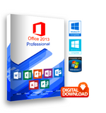 Microsoft Office  2013 Professional for Windows - Smart SofTech