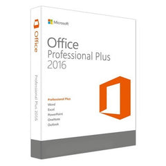 Microsoft Office 2016 Professional Plus for Windows
