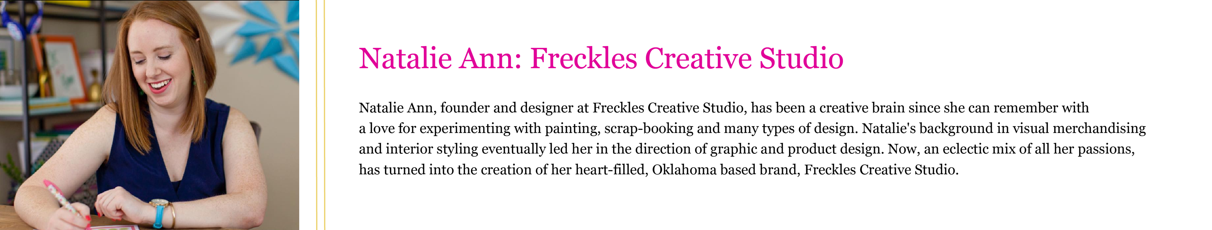 Freckles Creative