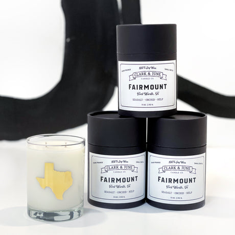 FAIRMOUNT Cocktail Candle
