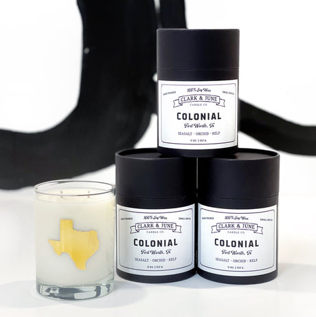 COLONIAL Cocktail Candle