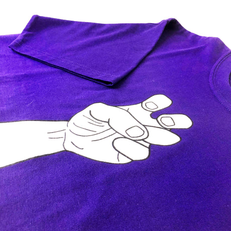 TCU Frog Hand Youth Tee