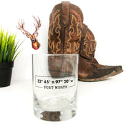 Deer Mount Acrylic Stir Sticks