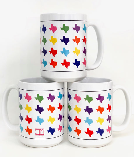 Texas Colors Mug