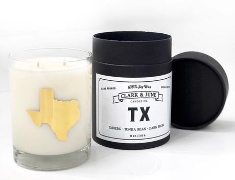 TX Cocktail Candle