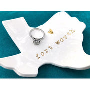 Fort Worth Ring Dish