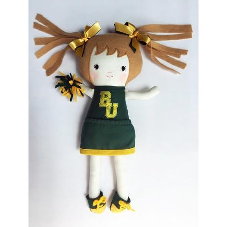 Baylor Cheerleader Doll