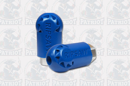 "1/2"" Ripsaw Standard Rotating Hydro-Excavation Nozzle"