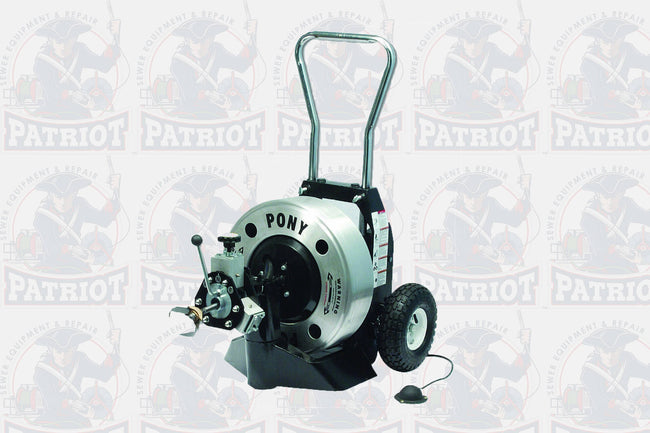 Trojan Pony® Drain Machine Ready to Run Package TR5555