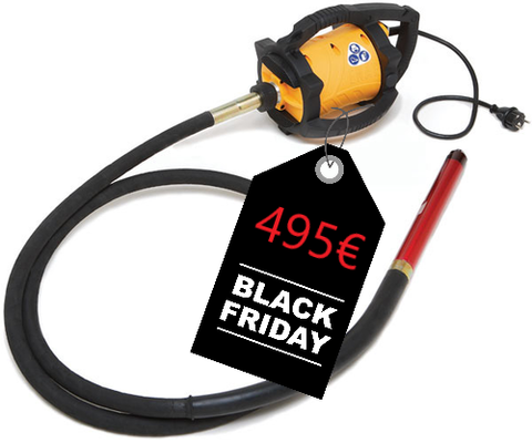 BLACK FRIDAY - Enarco DINGO mekaaninen tärysauva