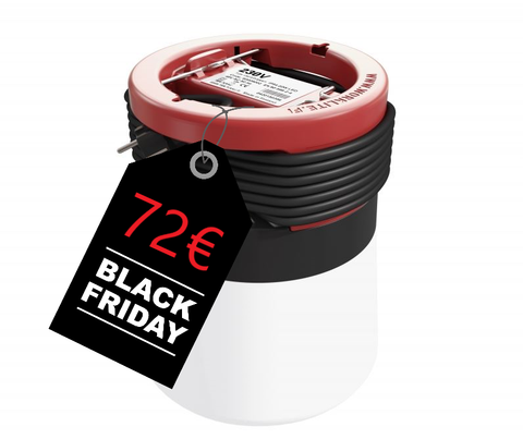 BLACK FRIDAY - Worklite työmaavalaisin