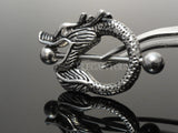 Dragon Nipple Shield Ring, Scary Nipple Piercing