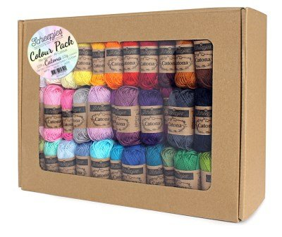 Scheepje's Color Pack Catona 10 gram