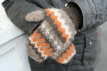 BERNIE SANDERS INSPIRED - UNCLE BERNIE'S HAT & MITTENS KIT by Tina Johnston