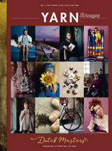 SCHEEPJES YARN BOOKAZINE #4 - DUTCH MASTERS EDITION