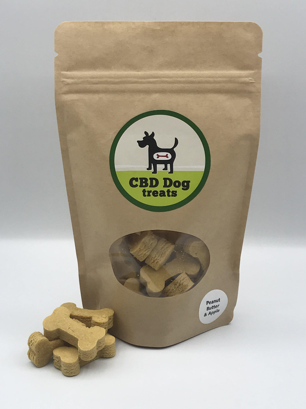 Small Gourmet CBD Dog Treats