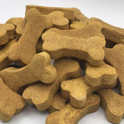 Gourmet Pumpkin Dog Treats