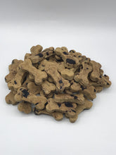Gourmet Blueberry and Apple Dog Treats