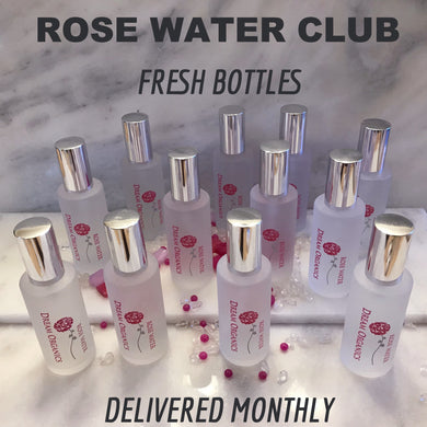 ONE YEAR OF ROSE WATER SUBSCRIPTION 1