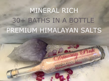 Dreamy Pink Himalayan Bathing Salts