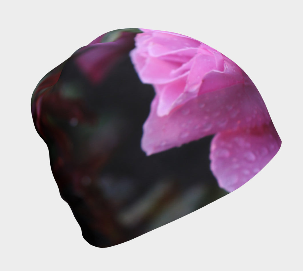 Beanie Victoria Rose Graphic by Emily Rosebud