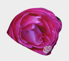 Beanie Victoria Rose Graphic 2 by Emily Rosebud
