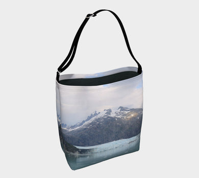 Day Tote by Emily Rosebud Glacier Bay 3