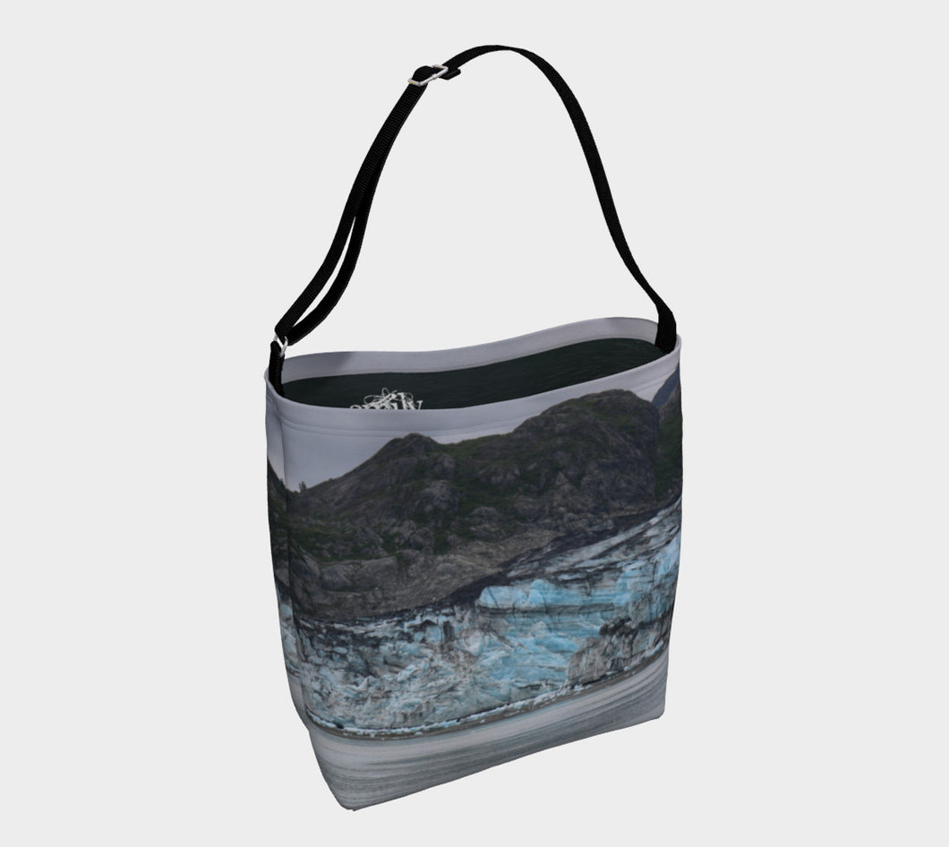 Day Tote by Emily Rosebud Glacier Bay 4