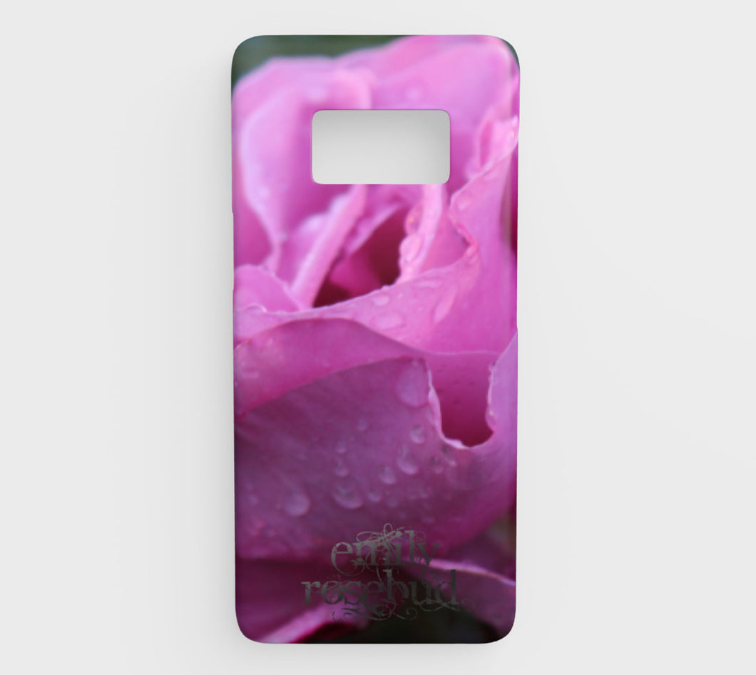 Emily Rosebud Galaxy S8 Phone Case